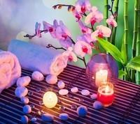 fleurs bougies