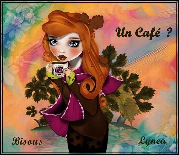 Un Café bisous de Lynea