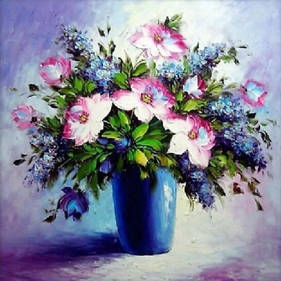 fleurs vases