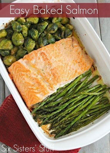 poisson légumes