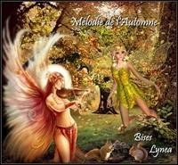 Mélodie de l'Automne bises de Lynea