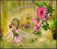 bisous doux de Lynea