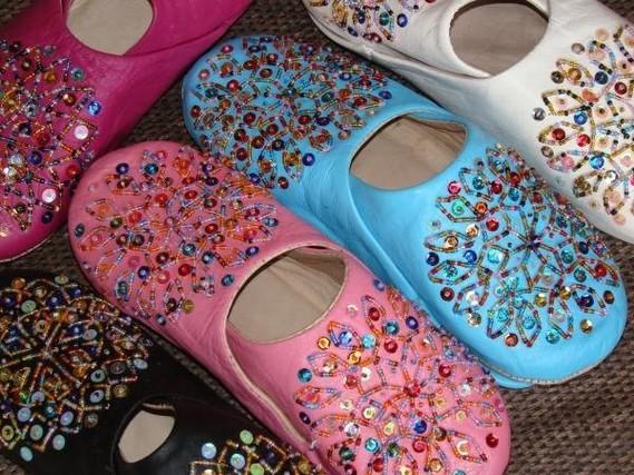babouche-paillettes-multicolor