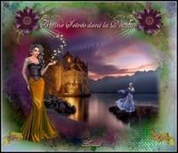 Bonne soirée dans la douceur, bises, amitié de Lynea