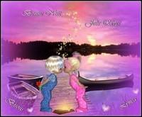Bonne nuit jolis rêves bisous de Lynea