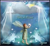 Pluie de bisous amitié de Lynea