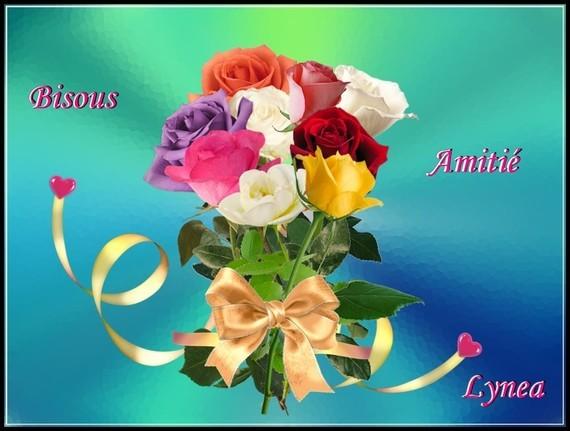 Bisous Amitié Lynea