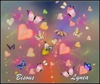 Bisous de Lynea--