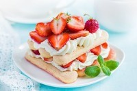 tiramisu fraise