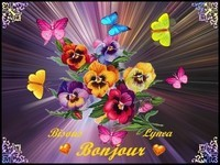 Bonjour bisous Lynea--