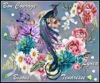 Bon courage tendresse bisous Lynea