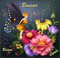 Bonsoir bisous Lynea