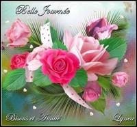 Belle Journée bisous de Lynea