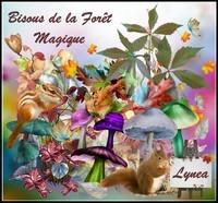 Bisous de la foret magique Lynea