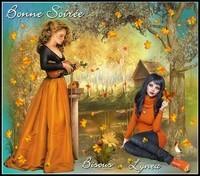 Bonne Soirée Amitié bisous Lynea