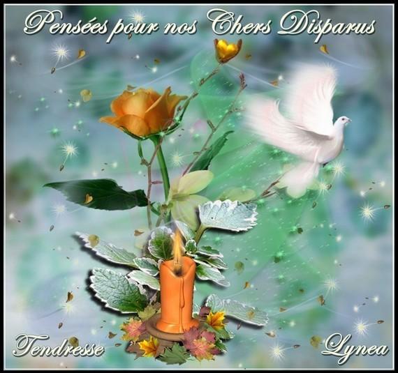 Pensées pour nos Chers Disparus - Tendresse de Lynea
