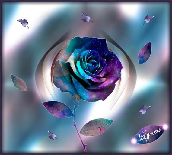 Bleue de Lynea