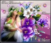 Bon dimanche bisous Lynea