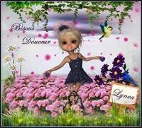 Bisous Douceur Lynea