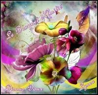Bouquet d'Amitié bisous Lynea