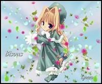 Bisous doux Lynea