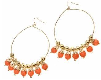 Coral_Beaded_Hoop_Earrings