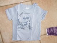 T-shirt Obaibi - 18 mois - 2€