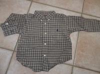 chemise à carreaux Ralph Lauren - 5€