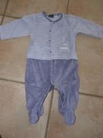 pyjama Sergent Major 9 mois - 5€