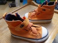 baskets orange obaibi - p.21 ( à confirmer)