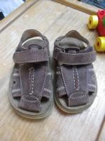 sandales en cuir André - p.20