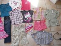 LOT vêtements fille 6ans