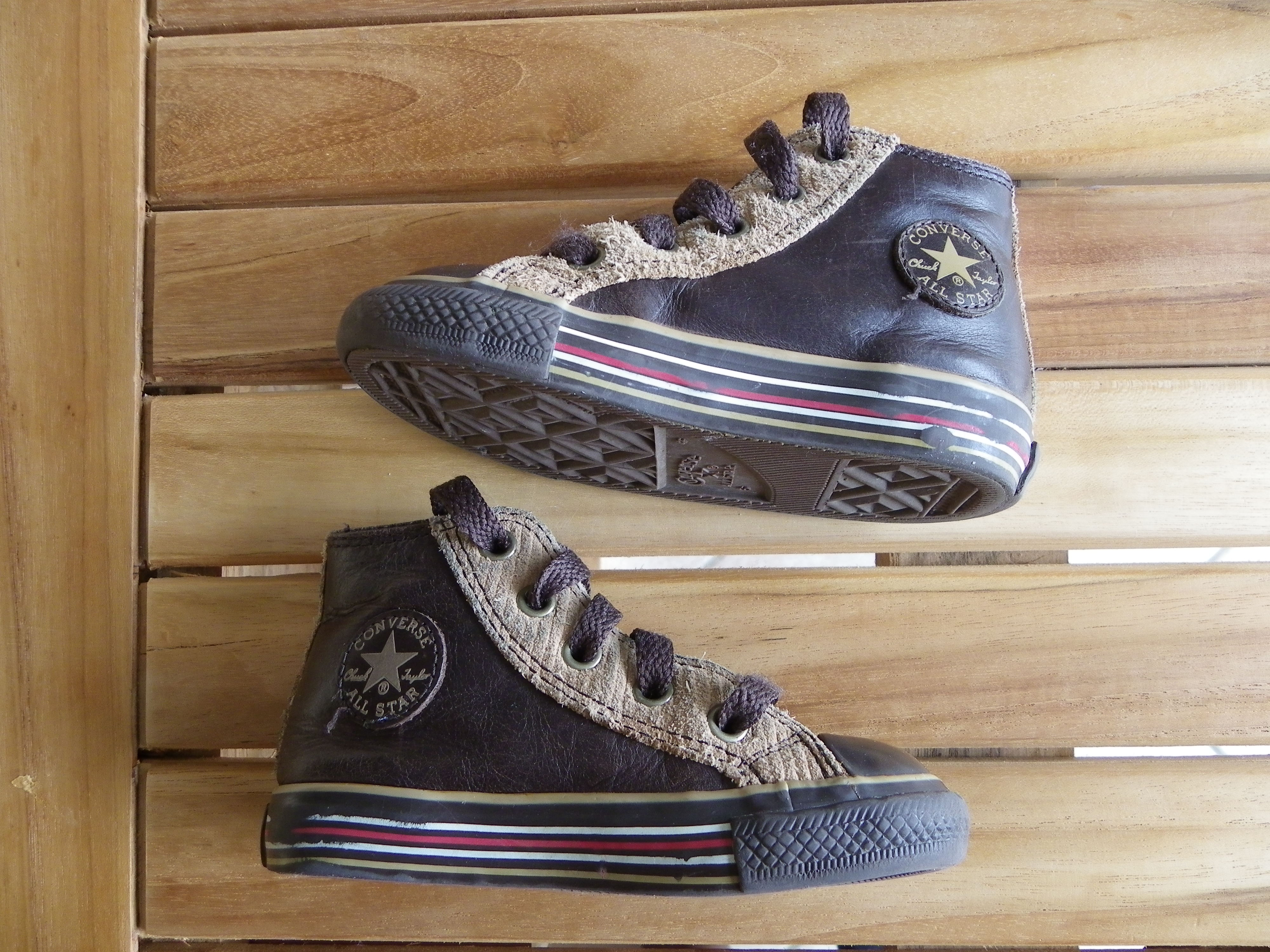 converse taille 23