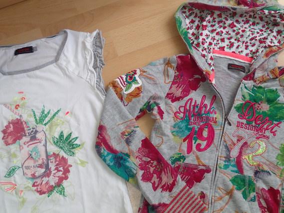 Ensemble sportswear CAtimini assorti 10ans - BE - 42€
