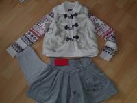 Ensemble Catimini 10ans - jupe neuve étiquetée