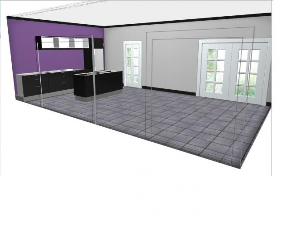 votes vote vote votes vote votevoir luimage en grand with peinture cuisine violet. Black Bedroom Furniture Sets. Home Design Ideas