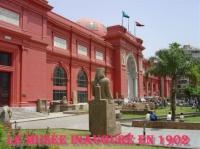 Entrée du musée du Caire