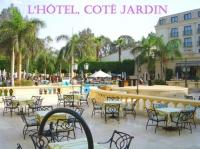 Hotel coté jardin