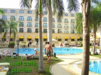 hotel côté piscine
