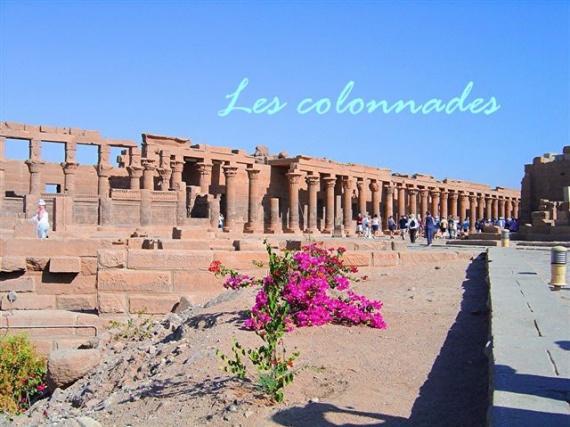 les Colonnades de Philae