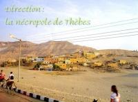 la nécropole de Thèbes