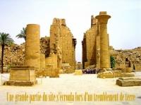 le site de karnak