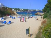 la plage de la Calalongue
