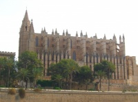 Une autre vue de la cathédrale