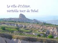 UCHISAR   TOUR DE BABEL