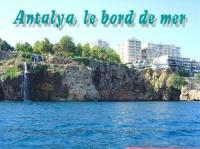 LE BORD DE MER D'ANTALYA