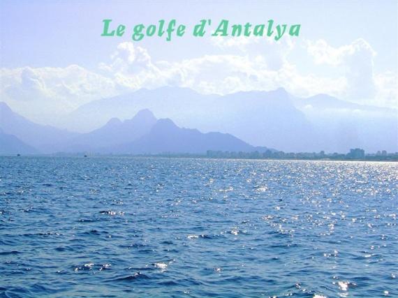 LE GOLFE D'ANTALYA