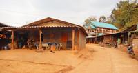 tha Thorn villages tribus Meo, Yao et Akkha