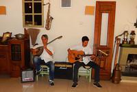 des musiciens grecs