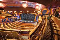 Le teatro du Costa Luminosa et fin.....